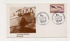 Enveloppe 1er jour Poste Aerienne ba 102 guynemer