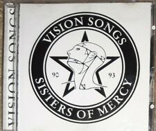 The Sisters of Mercy Vision Songs CD 1990-93 Vision Thing B-sides