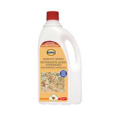 MADRAS RASCOTT DENSO Detergente acido addensato per facciavista lt 1