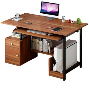 Computer Laptop Desk Writing Study Table Desktop Workstation Computer Case Rack