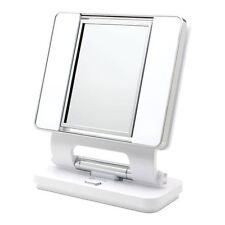 Ottlite la luce naturale 5x & 1x Dual-Sided Ingrandimento Trucco Specchio Illuminato