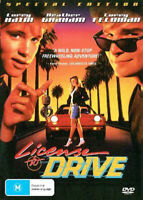 License to Drive (Special Edition) DVD NEW