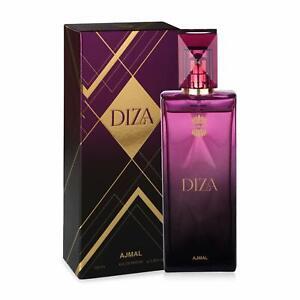 Ajmal Diza Long Lasting Eau De Perfume With Floral Fragnance For Women 100ml