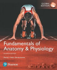 NEW 3 Days to AUS Fundamentals of Anatomy and Physiology 11E Frederic H. Martini
