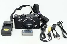MINT Olympus PEN-F 20.3MP Digital Camera Body ONLY 476 SHUTTER COUNT