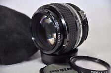 Nikon Nikkor 50mm f/1, 2, ai