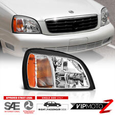 2000-2005 Cadillac DeVille Right Passenger Side DTS DHS Headlights Headlamps NEW