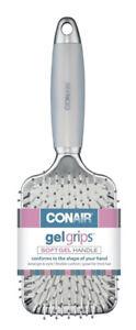 CONAIR - Gel Grips Paddle Hair Brush - 1 Brush