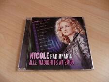 CD Nicole - Radiomania - 2011 - Alle Radiohits ab 2005