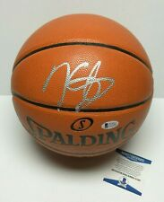 Kevin Durant Signed Spalding Game Ball Series Basketball *Warriors NBA Champ BAS
