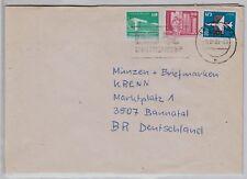 BRD Mi.- Nr. 2484 w und 2485 w auf Bedarfsbrief