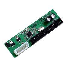 SATA TO PATA IDE Converter Adapter Plug&Play 7+15 Pin 3.5/2.5 SATA HDD DVD 7P