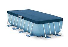 Telo di copertura rettangolare piscina ultraframe Intex 400 x 200 cm 28037 Rotex