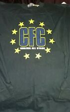 CHELSEA ALL STARS CFC BLUE FLAG COLLECTION VINTAGE T SHIRT NAVY SIZE L