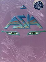 ASIA 1983 ALPHA TOUR CONCERT PROGRAM BOOK / STEVE HOWE / ORIGINAL SHRINK WRAP
