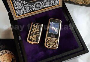 Nokia 8800 Gold Arte (Unlocked) Versace LE