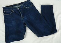 Lucky Brand Authentic Skinny Mens Blue Jeans 33 x 30