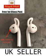 Silicone Airpods  & EarPods Hooks Earhooks Cover Earbuds Apple iPhone - FAST DEL
