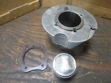 DUCATI MONZA DESMO 250 VERY NICE CYLINDER GREAT BORE .30 OVER FINS ALL GOOD