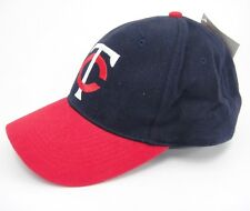 Minnesota Twins TC Blue Baseball Hat Strapback Dairy Queen Game Giveaway 2001