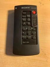 SONY RMT-814 Camcorder Remote Control for DCR-PC8E/PC9/PC101/TRV25/TRV33/TRV250