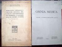 1930 MEDICINA LOTTO MEMORIE UNA AUTOGRAFA GIUSEPPINA PASTORI MILANO NEUROLOGIA