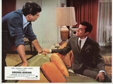 JERRY LEWIS TONY CURTIS BOEING-BOEING 1965 VINTAGE PHOTO LOBBY CARD #8