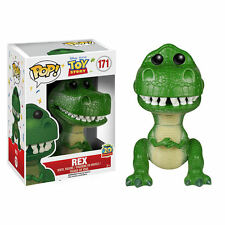 Disney TOY STORY FUNKO POP! Vinyl Figurine REX 9 cm