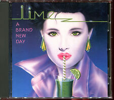 LIME - A BRAND NEW DAY - JAPAN CD ALBUM [2616]
