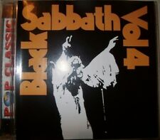 Black Sabbath - Vol. 4 monster rare unique Hungary CD S/S Euroton / Pop Classic
