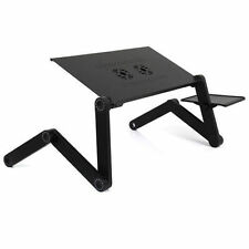 Keraiz Laptop Stand Multipurpose Laptop Table Cooling Fan & Mouse Pad Home Tray