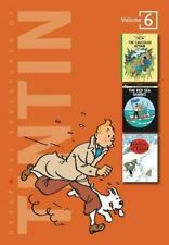 The Adventures of Tintin, Vol. 6: The Calculus Affair / The Red Sea Sharks / Ti