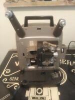 Bell & Howell Super Eight Design 346A. Autoload 8mm film projector. Read Descrip