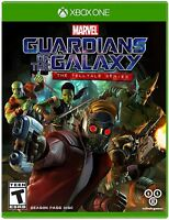 Marvel's Guardians of the Galaxy:The Telltale Series (Xbox One) Season Pass Disc