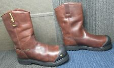 Mens Thorogood Wellington Metatarsal Guard I-Met Work Boots 9.5 M ~ Excellent