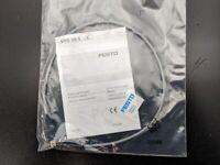 Festo SME-10-SL-LED-24 173 212 Magnetic Reed Proximity Sensor Switch 3 Wire NEW