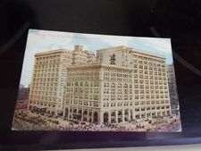 1910 Marshall Field & Co Retail Store Building Chicago IL Vintage Postcard d