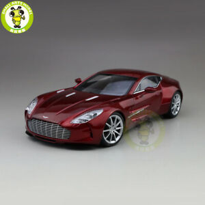 1/18 AUTOart 70245 ASTON MARTIN ONE 77 Diecast Model Car Gifts DIAVOLO RED