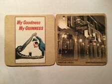 GUINNESS BEER MAT, MY GOODNESS MY GUINNESS, THE OLD STOREHOUSE