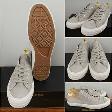 Converse Chuck Taylor All-Star Low-Top Leather CTAS OX Pale Putty 157602C 12