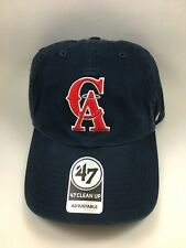 a0d1df6e3bb MLB Los Angeles Angels Alternative Logo - Clean Up Adjustable Cap Free  Shipping