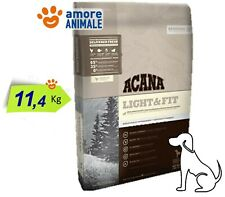Acana Dog Heritage Light & Fit  11,4 kg - Alimento per cani adulti con Pollo
