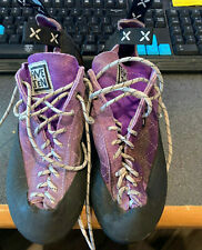 Five Ten 5.10 Stealth C4 Climbing Shoes Purple womens Us 7 / Eu 40