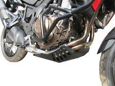 Motorschutz Engine guard Heed HONDA CRF 1000 AFRICA TWIN  – Aluminium Schwarz