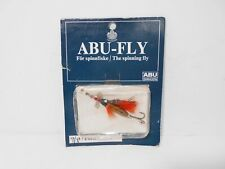 Vintage Carded Abu Sweden Fly 7g Gold - New Old Stock