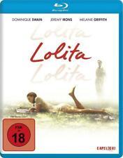 LOLITA (Dominique Swain, Jeremy Irons) Blu-ray Disc NEU+OVP