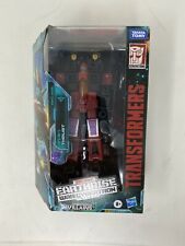 Hasbro Transformers Earthrise War for Cybertron Thrust 7 inch Action Figure -...