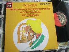 Ann Rachlin Mystery Of The Spanish Garden  FALLA SMETANA FWM 1545481 Vinyl Album