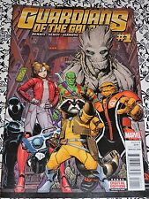 Marvel - Guardians of the Galaxy #1 Comicbook 12/15 Comic Book