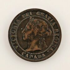 1899 Canada One Cent 1c (XF) Extra Fine Condition